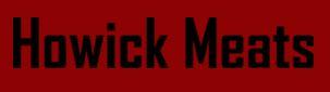 Howick Meats Logo