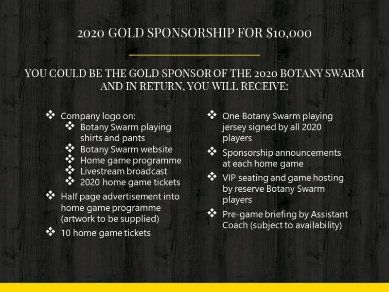 Botany Swarm Sponsorship Web Offer $10K_Jan20