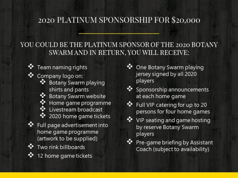 Botany Swarm Sponsorship Web Offer $20K_Jan20