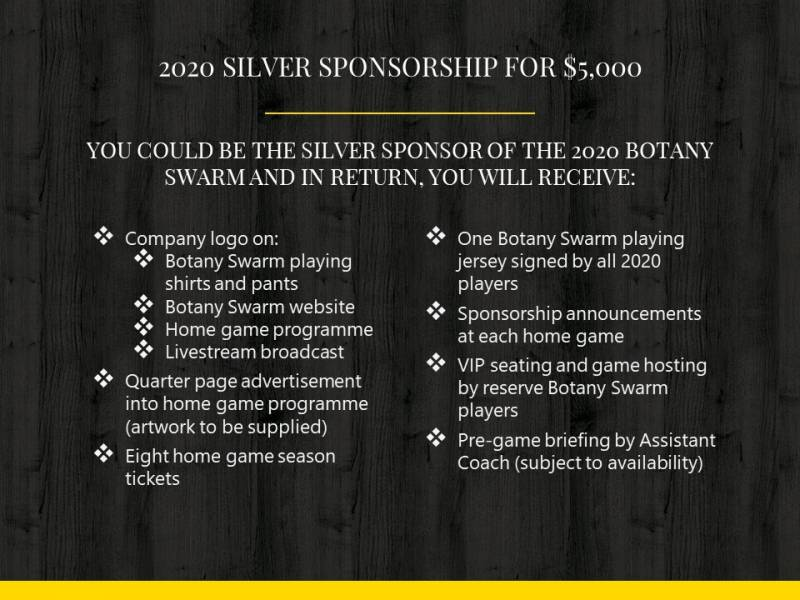 Botany Swarm Sponsorship Web Offer $5K_Jan20
